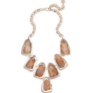 🤎NEW!🤎KENDRA SCOTT HARLOW ROSE GOLD NECKLACE